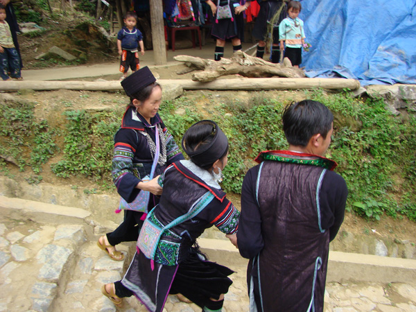 The more fierce of bride kidnapping, the more happy for the couple