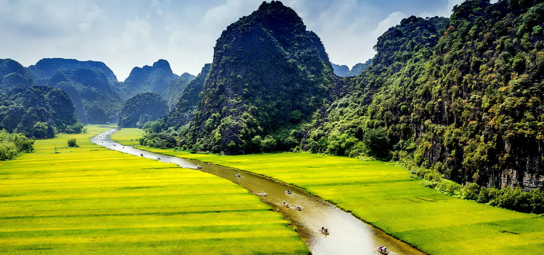 Vietnam travel - the timeless charm