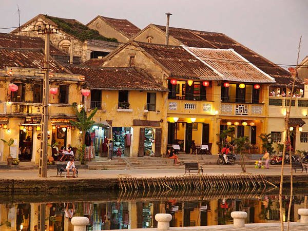 the peaceful life in Hoi An