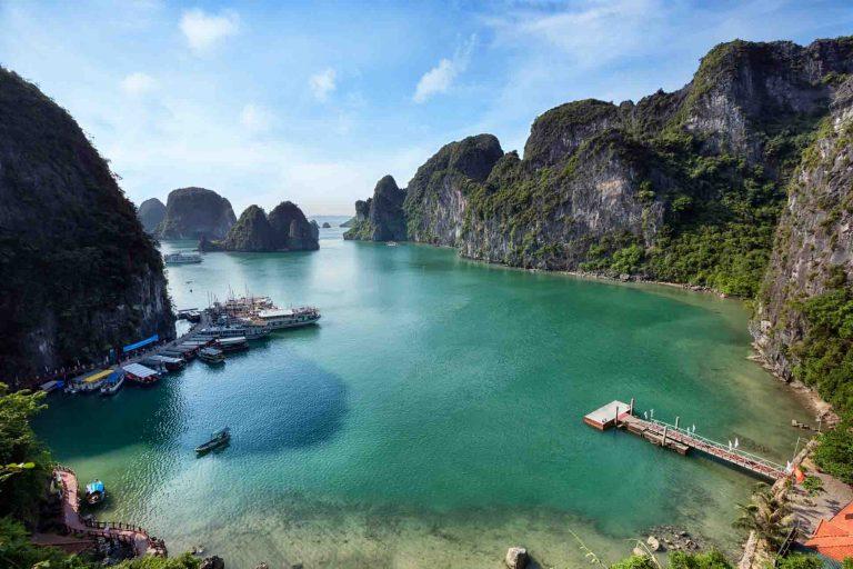village de pêcheurs de Vung Vieng