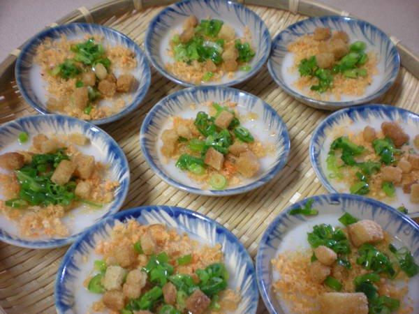 Banh Beo Hoi An - gâteau de fougère d'eau