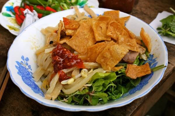 Cao Lau. Picture Ngonnhat.blogspot