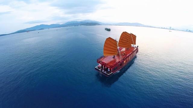 Nha Trang croisière dans la baie