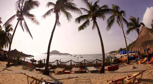 Quy Nhon has beautiful beach, delicious food and friendly people