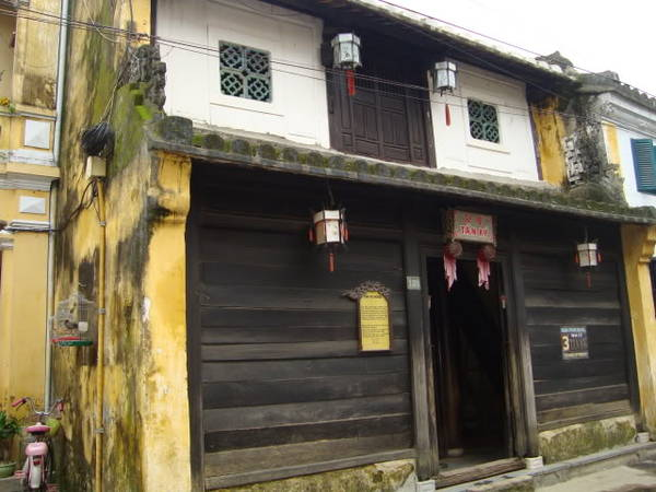 Tan Ky maison ancienne