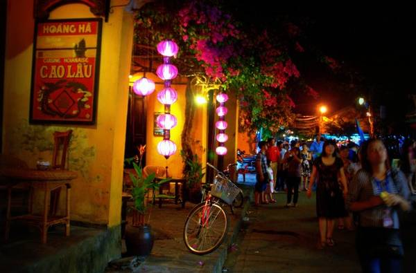 The beauty of Hoi An. image Andreaanastasiou