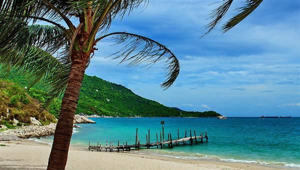 La beauté immaculée de Cu Lao Cham île