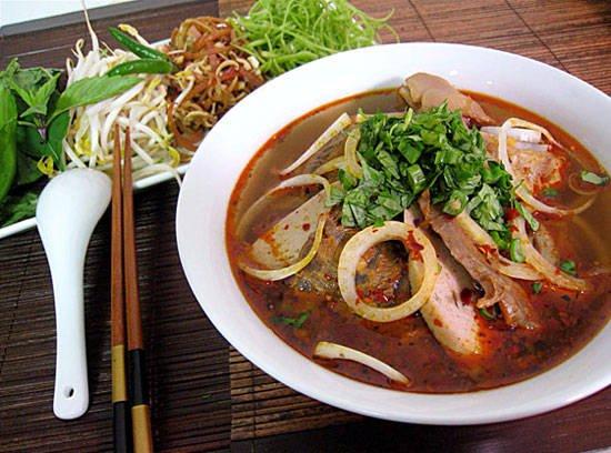 Bun Bo Hue - Hue beef noodle