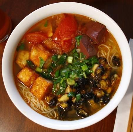 Bun Oc - Snail rice noodles
