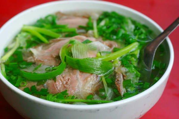 Pho Hanoi (Noodle Soup)