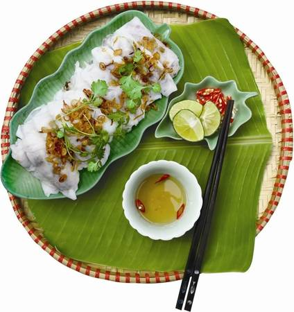 Thanh Tri Steamed Rice Rolls