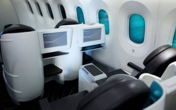 Passenger on seats at the head of the aircraft have high possibility of death when an accident occurs - Photo Telegraph