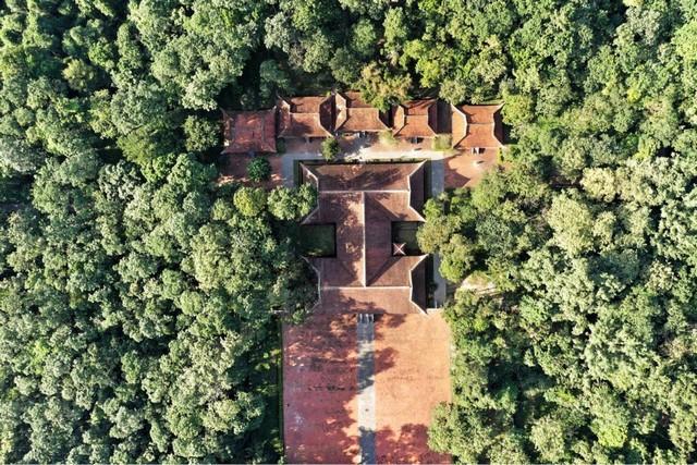 ancient Lam Kinh Citadel