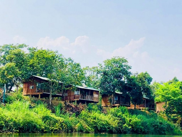 some accommodations in Cat Tien National Park