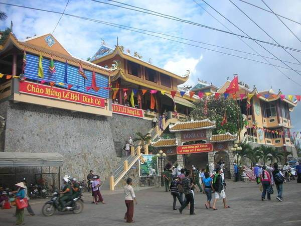 Dinh Co Temple Festival in Vung Tau