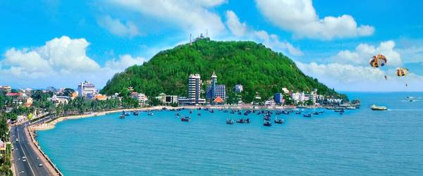 The beauty of Vung Tau tourism
