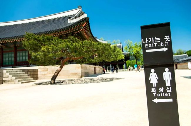 The rules of using public toilets around the world while traveling