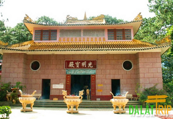 Thien Vuong Co Sat Pagode