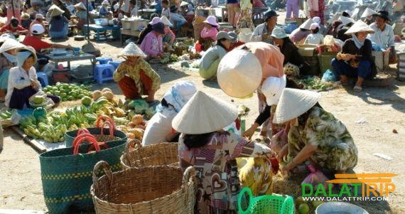 Nam Ban Rural Market