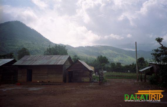 K'ho ethnic residence