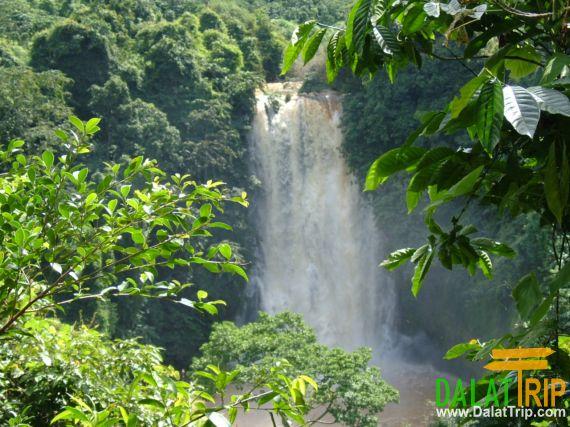 Bobla Waterfall