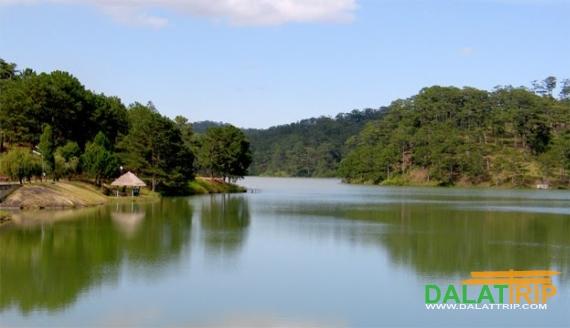 Dan Kia Lake in Dalat