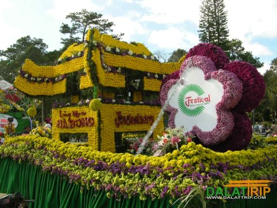 Dalat Flower Art
