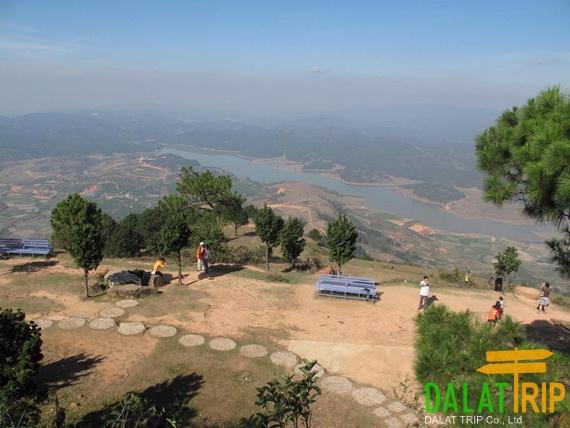 Langbiang Mountain Peak