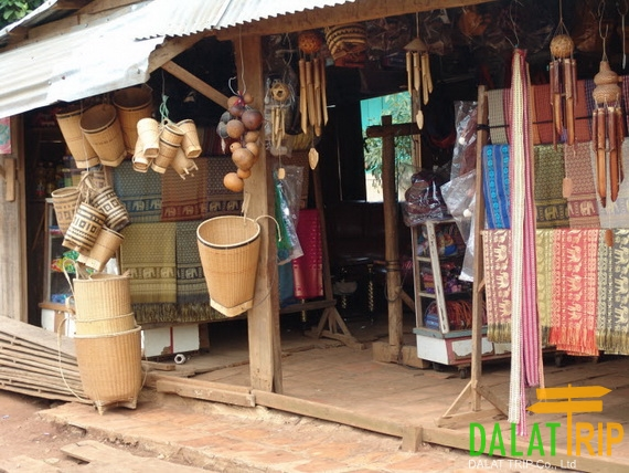 A Shop in Lat Village