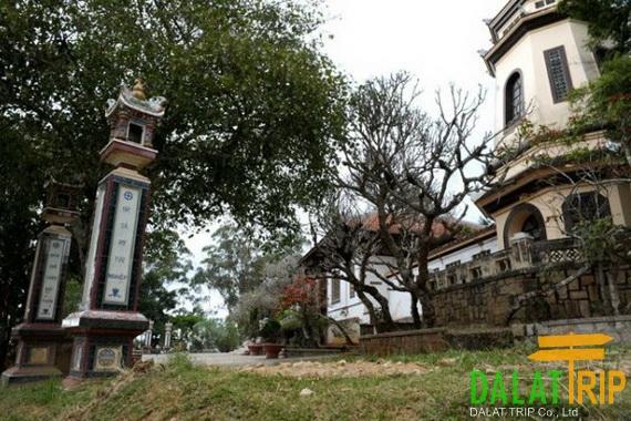 Linh Son Pagoda Tomb
