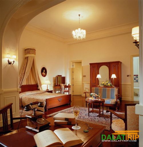 Luxury Room - Dalat Palace