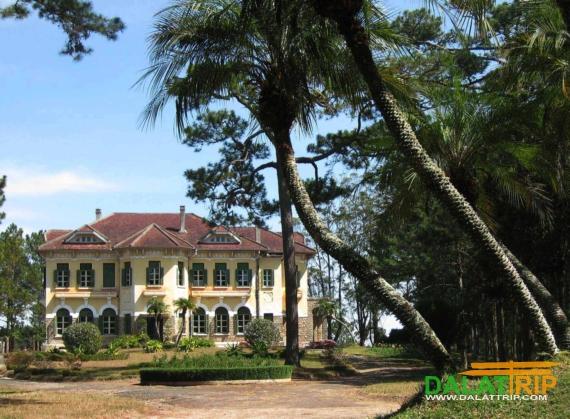 Palace 1 Dalat