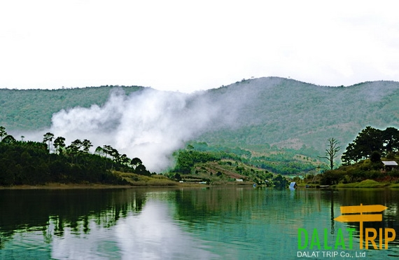 Also called Paradise Lake in Dalat