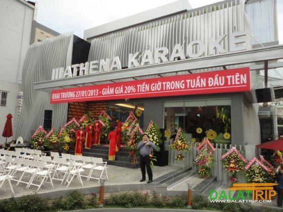Karaoke à Dalat
