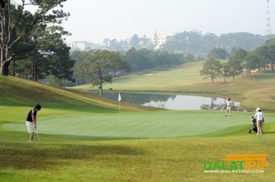 Sport centre & club in Dalat