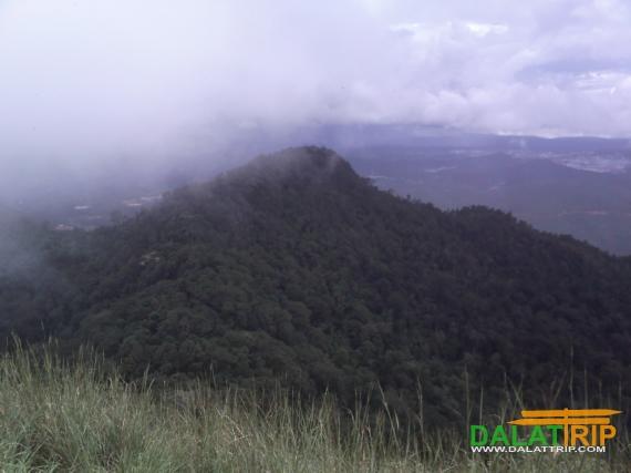 Lang Biang Peak