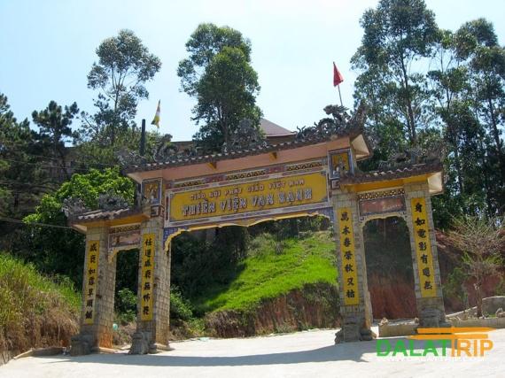 Van Hanh Zen Monastery