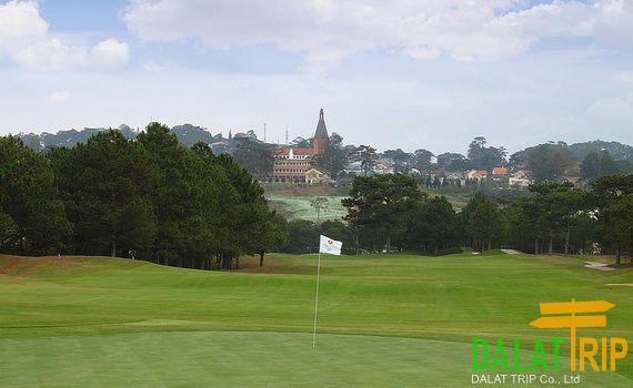 Dalat Palace Golf