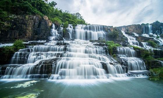 Dalat Vietnam - Pongour Waterfall