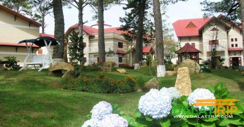 Hoang Anh garden