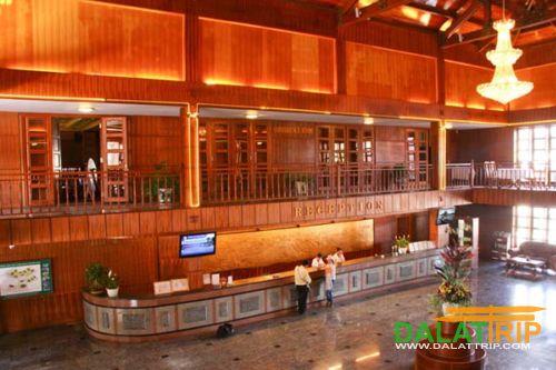 Lobby - Hoang Anh Dalat Resort