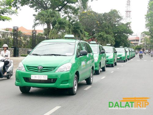 Dalat Taxi – price comparison and review of taxi companies in Da Lat