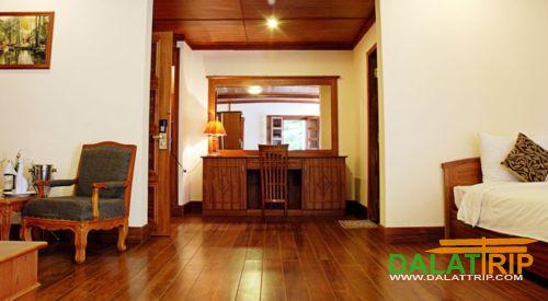 Villa Suite Room - Hoang Anh