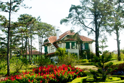 The Heritage Tourism in Dalat Vietnam
