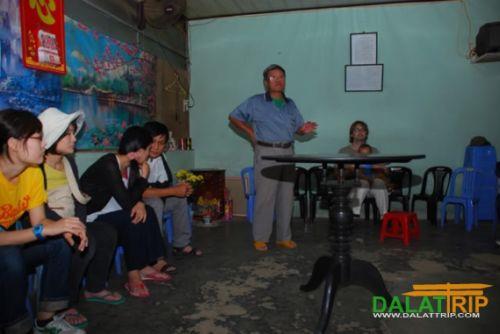 Dalat Magic Table