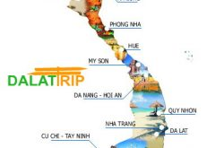 DALAT – HO CHI MINH TOUR PACKAGE
