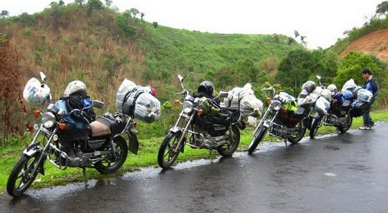 Easy Rider in Dalat