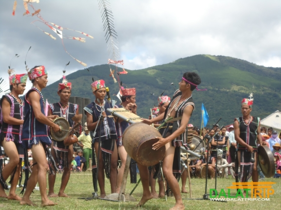 Gong Festival Lamdong