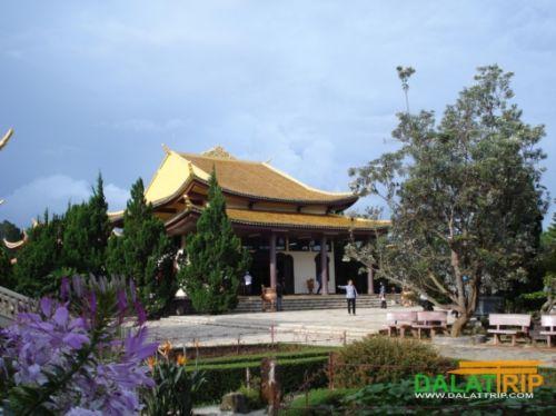 Truc Lam Zen Monastery Dalat