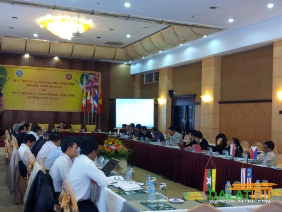 Dalat Tea Conference 1